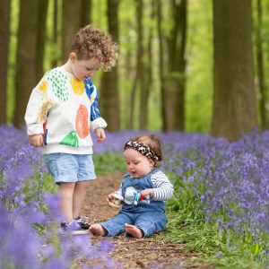 Ashridge Bluebell Photoshoot