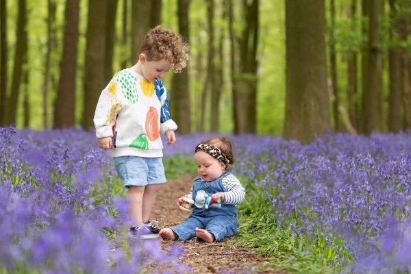 Ashridge Bluebell Photoshoot