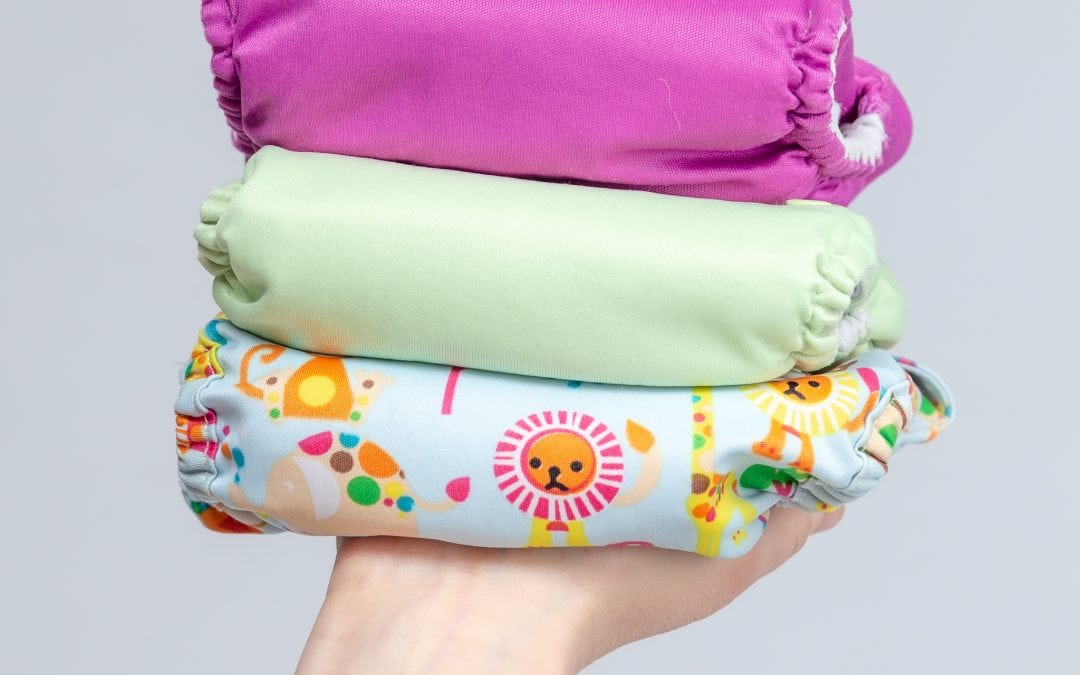 4 Reasons To Consider Cloth Nappies For Your Baby