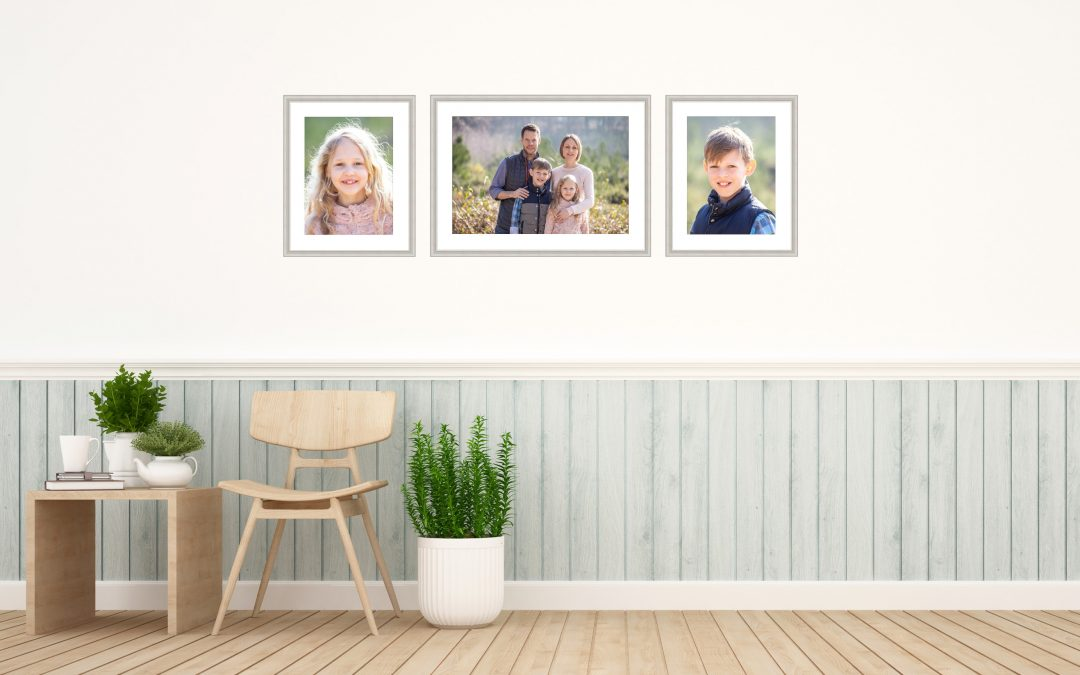 5 Ways To Display Your Family Photos